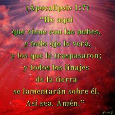 Apocalipsis 1:7