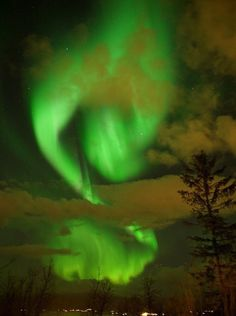Loca Aurora Boreal en Tromso, Noruega por Ruben Weytjens . Publicado por: @photoweather1