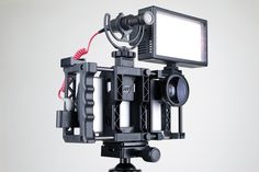 Beastgrip Pro Turns Your Smartphone into a Pro Camera. Photography Tools, Phone Photography, Photography And Videography, Camera Rig, Camera Lens, Android Camera, Cinema Camera, Car Gadgets, Camera Settings