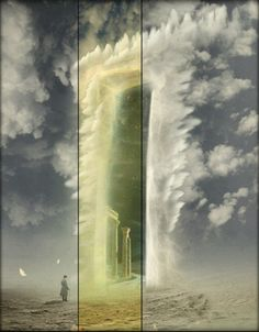 ...#KnockingOnHeavensDoor:  #TheSkysTheLimit  once you open your mind to the extent sensed in... #STEELYourMind #OnEarthAsItIsInHeavwn
