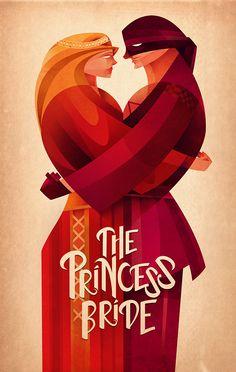 The Princess Bride by SEAN LOOSE