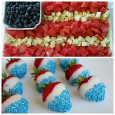 Think Pure, Fourth of July Recipe Ideas