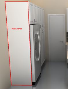 Best Ikea S Over The Fridge Cabinet Ikea Cabinets 400 x 300