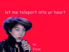 13 Best Kpop Valentines Cards Images Valentine Cards Korean