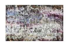 Giclee Print 'Violete Sky Drops' by Alexys Henry - Workspace ART