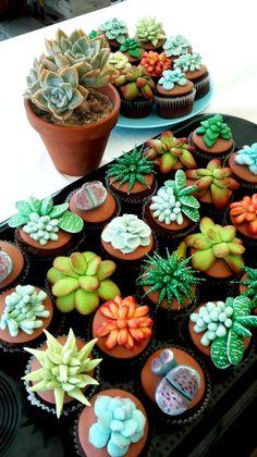 vetplant cupcakes
