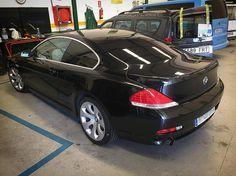 La lámina solar negra #3M siempre sienta bien y más si el coche también es negro como este #BMW #serie6. http://www.101racing.es#laspalmas #bimmer #audi #car #m3 #cars #mercedes #honda #mpower #ferrari #carporn #porsche #bmwgram #lamborghini #bmwnation #e36 #e30 #e46 #stance #luxury #carswithoutlimits #bmwlife #m4 #m5 #bugatti @3m @3mwindowfilmusa