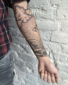 16 Awesome Forearm Tattoos For Men