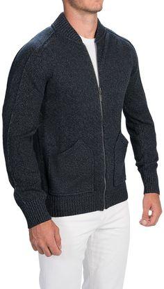 Barbour Cavalier Cardigan Sweater - Full Zip (For Men)