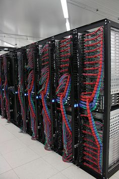 More SoftLayer Tidy Cabinets!