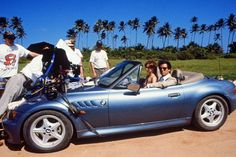 8. BMW Z3 in GoldenEye: Q and BMW's promotional machine promised so much, but delivered nothing but a leisurely drive in the Caribbean.