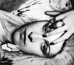 Elsa Schiaparelli by Man Ray