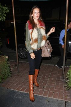 Alessandra Ambrosio Shoes
