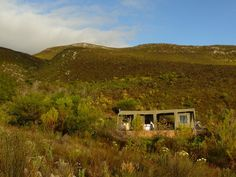 A romantic mountain lodge in the tranquil mountains of the Overberg, South Africa Camping Glamping, Luxury Camping, Safari Adventure, Luxury Tents, Camps, Dream Homes, South Africa, Traveling, Mountain