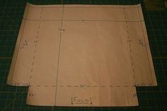 Why pay for a reusable bag at the store? Sewing pattern for a DIY shopping bag out of any fabric.
