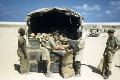 South African troops up North circa 1941 | da Etiennedup