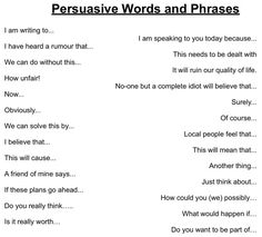 good topic sentences for persuasive essays Mrs. Swanda's Writing Resources - Persuasive Words and Phrases . Persuasive Words, Argumentative Essay Topics, Writing A Persuasive Essay, Writing Words, Teaching Writing, The Words, Words To Use, Good Essay Topics, Transition Words For Essays