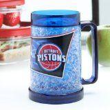 Detroit Pistons Freezer Mugs