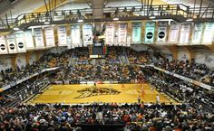 Read Fieldhouse University Arena (Western Michigan University Broncos)  -  Our Alma Mater