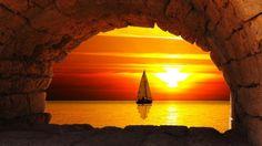 Sail Sun Sea Arch