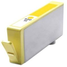 Tinta Hp 920 XL compatible yellow