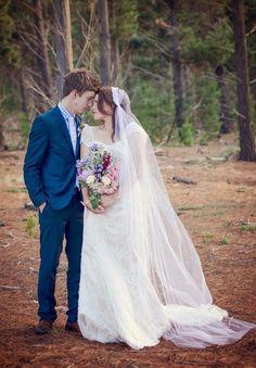 La tradición del velo de la novia | Bodas