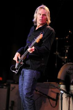 Tony Franklin (in Kenny Wayne Shepherd's band)