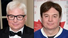 Mike Myers' hair: When did he become a silver fox? - CNN.com