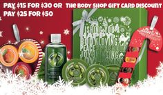 For the latest information on this season's gift card discounts, visit Qpon Junkie often. Today is off for The Body Shop gift card offer. The Body Shop Gifts, Gift Card Deals, Gift Cards, Code Free, Gift Certificates, Beauty Supply, My Beauty, Beauty Tips, Bath And Body Works