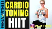 CARDIO TONING HIIT 10 minutes of intensive fat burning training with WEIGHT | H ....   - Fat Burning Workout - #Burning #cardio #fat #HIIT #intensive #MINUTES #TONING #TRAINING #Weight #Workout Hiit, Cardio, Fun Workouts, At Home Workouts, Lose Arm Fat, Burn Belly Fat Fast, Fat Burning Workout, How To Lose Weight Fast, Weight Loss