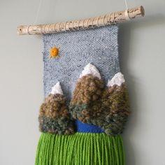 #woven #wallhanging #wovenwallart #wovenwallhanging #etsy #handmade #gift
