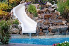 inground endless swimming pools with hot tub - Bing Images