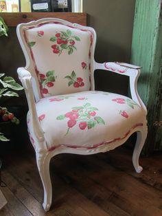 Strawberry Garden Chair