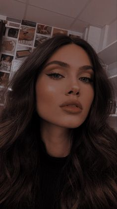 Makeup Inspo, Beauty Makeup, Cora Reilly, Black Aesthetic Wallpaper, She & Him, Cute Girl Face, Book Aesthetic, Face Claims, Cute Girls