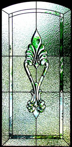 Celtic Stained Glass Beveled & Leaded