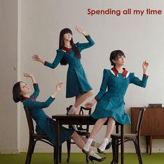 Art Work Japan: Perfume - Spending all my time