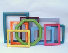 Kahlo Frame Collection 9 painted open gallery by MandolinGoose, $68.00