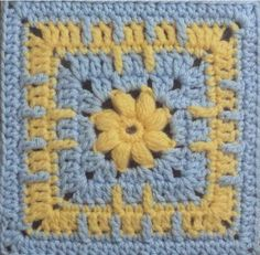 This book contains a wonderful collection of 50 innovative square designs which will quickly become a much-used volume in your personal crochet library. Whether you are looking for a colorful square f                                                                                                                                                                                 More