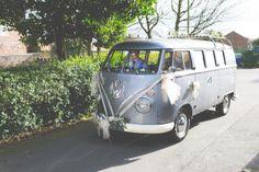 Wedding VW Camper http://www.projectvalentine.co.uk/