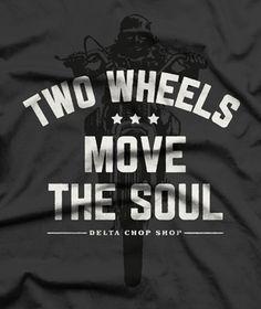 Factory North -  t-shirt design #deltachopshop