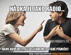Hádka je jako rádio... Radios, Asshole Quotes, Freddy Krueger, Jokes, Film, Funny, Movie, Husky Jokes, Film Stock