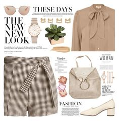 """""""It is better to be hated for what you are than to be loved for what you are not."""" by annaclaraalvez ❤ liked on Polyvore featuring Zimmermann, L'Agence, ROSEFIELD, Monserat De Lucca, Anja, Christian Dior, Anne Klein, Lime Crime, Joseph and Maison Margiela"""