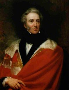 Thomas Philip de Grey (1781–1859), 2nd Earl de Grey, 3rd Baron Grantham and 6th Baron Lucas KG, PC, FRS. Known as The Lord Grantham from 1786 to 1833, he was a British Tory politician and statesman of the 19th century. Born Thomas Philip Robinson, his surname was Weddell from 1803 and de Grey from 1833. He was the owner/architect of Wrest Park, Bedfordshire, England, UK. | http://en.wikipedia.org/wiki/Thomas_de_Grey,_2nd_Earl_de_Grey