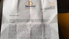 Read viral letter sent to U.K. school students