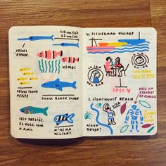 My malaysian Sketchbook. by olgacapdevila