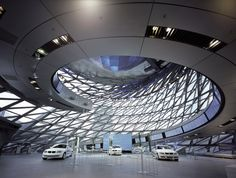 The most beautiful car dealerships - BMW Welt, Munich, Germany | New Cars, Used Cars, Car Reviews | Cars