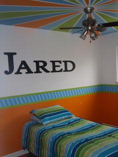 Jareds Room - Boys' Room Designs - Decorating Ideas - HGTV Rate My Space