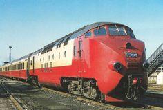nederlandse treinstellen - TEE