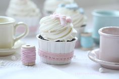 Passion 4 baking » Double Chocolate Cupcakes