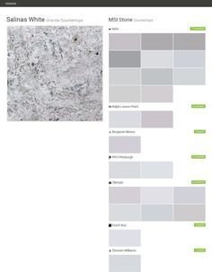 Awesome Granite Countertops. Countertops. MSI Stone. Behr. Ralph Lauren Paint